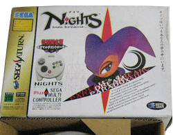 Nights Analog Controller Pack (SEGA Saturn)