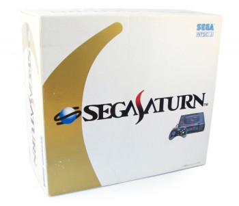 SEGA Saturn 'This is cool' Edition Pack HST-0021
