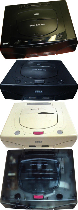 TecToy Saturn Models