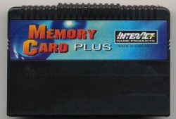 Interact Memory Card Plus