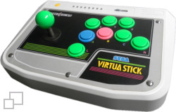 SEGA Virtua Stick Version 2 (SEGA Saturn)