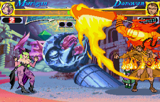Night Warriors: Darkstalkers´ Revenge